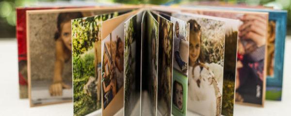 Un livre photo personnalisé